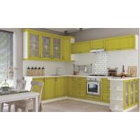 Кухня Арт из шпона 018
