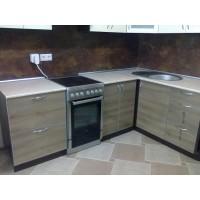 Кухня Арт ЛДСП 011