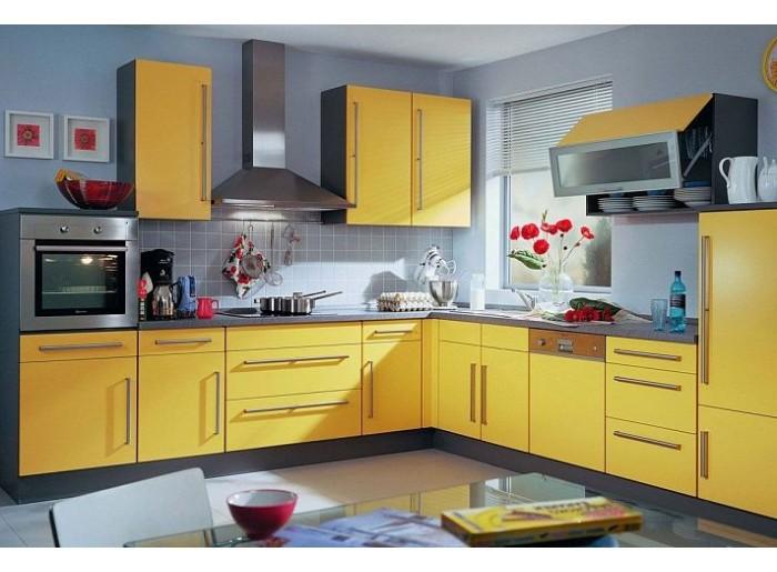 Кухня Арт ЛДСП 014