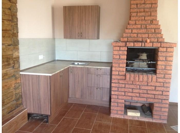 Кухня Арт ЛДСП 003