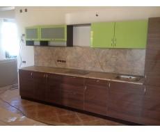 Кухня Арт ЛДСП 008