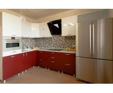 Кухня Арт пластик 012