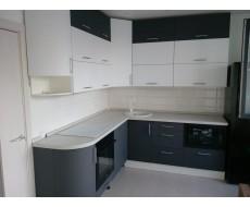 Кухня 6785 Графит/Софт