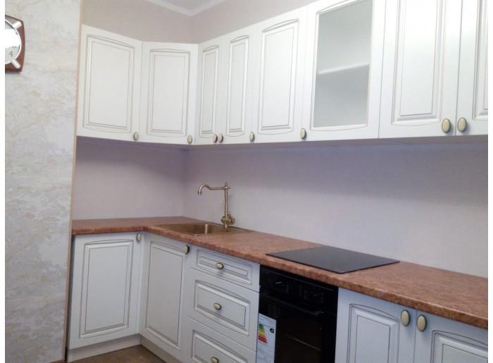 Кухня 6883 Белое дерево