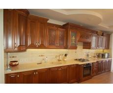 Кухня Арт из массива 014