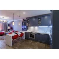 Кухня Арт из массива 018