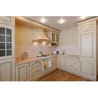 Кухня Арт из массива 012