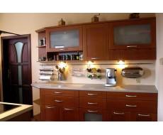 Кухня Арт из массива 011