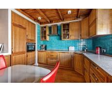 Кухня Арт из массива 017