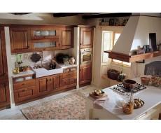 Кухня Арт из массива 003