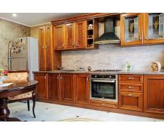 Кухня Арт из массива 002