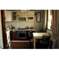 Кухня Арт из массива 013