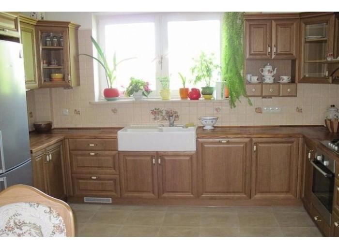 Кухня Арт рамочная 003