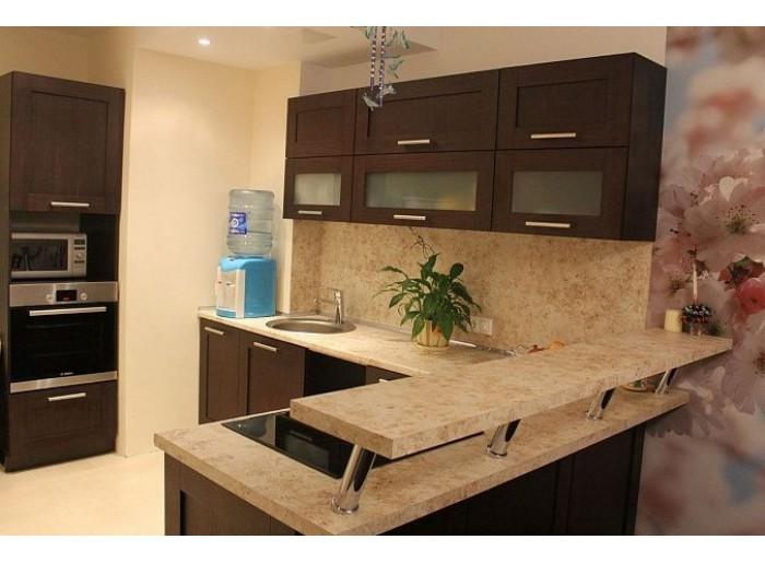 Кухня Арт рамочная 012