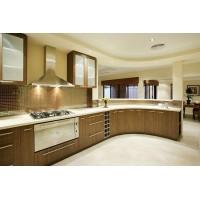 Кухня Арт из шпона 001